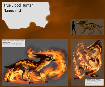 True Blood Hunter: Blist by Black-Wing24