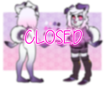 Dog Adoptable: CLOSED by glowclouds