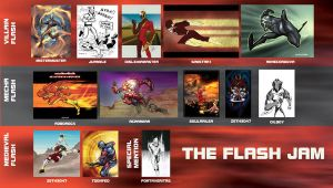 THE FLASH JAM by toonfed