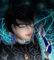 Bayonetta -Cards- by Anne-mon