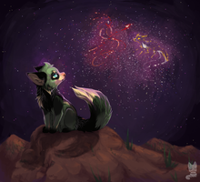 at: tranquility by rainfreezer