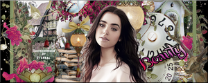 Lily Collins Signature by Vee-Deviant