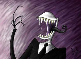 Slender - Come to me! by natzanga
