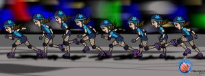 Roller Derby by chavatore