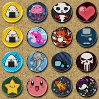 Misc Buttons by starfishey