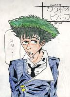 teh spike.. in color by BloodBath374