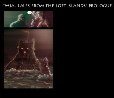 Mia Tales from the Lost Islands prologue 3 by NunoPlati