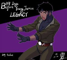 Young Justice Legacy count down 09 by riyancyy777