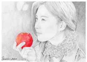 Seo.Apple by chong-yi