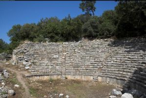 Ancient Greek Theatre by enframed
