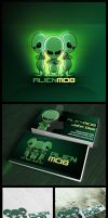 AlienMob logo by pho001boss