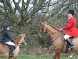The Boxing Day Hunt 2012 by CounterCanterPhotos