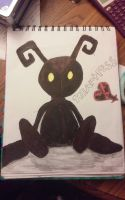 a level one heartless: kingdom hearts by rachalove35