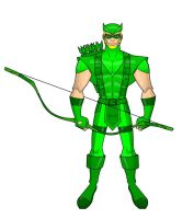 Green Arrow I by Eye-of-Ra-X
