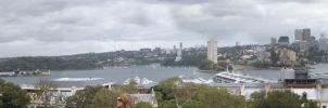 SydneyHarbor Observation Point by RamenCartel