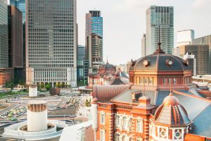 Tokyo Station by andrusm
