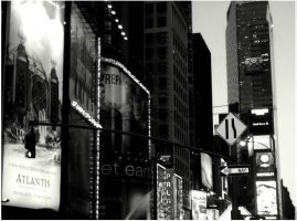 Times Square by Smiliess