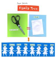 Paper Pauline Family Tree by philippajudith