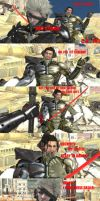 Metal Gear Solid Slash Rising Part 2 by CharonA101