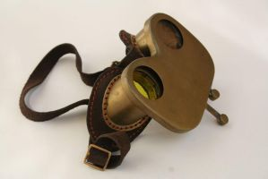 Steampunk Hoodwink Goggles by Gogglerman