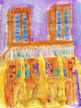 Bells of Notre Dame by cs2015