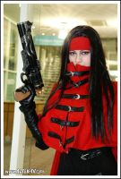 MCM Expo - Vincent Valentine by RedCathedral