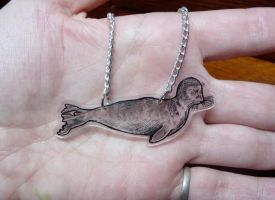 Seal Pendant by KING1384