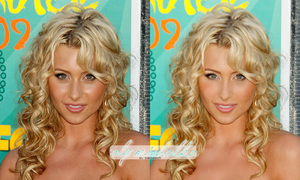 aly michalka retouch by baboesch