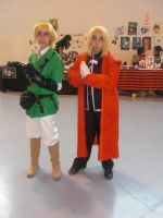 me with Edward Elric *Q* by NaruMikuLink99