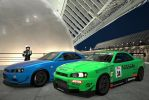 Normal and race car 3 by macaustar