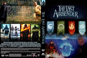 The Last Airbender DVD Cover by ggns
