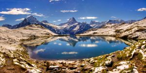 Bachalpsee by troubleacm