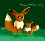 Mother's Day 2015 by KendraTheShinyEevee