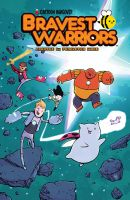 BRAVEST WARRIORS #17 Cover B by TheWoodenKing