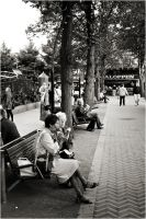 Street Photography no. 18 by herot