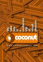 Coconut Creation by Kattunepal