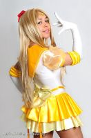 Eternal Sailor Venus by Minakosplay