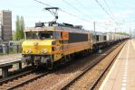 RRF 4402  with dolime train by damenster