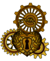 Steampunk at Heart by BloodMoonEquinox