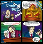 That Phoenix is Wright by Curly-Artist