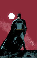 Batman 1 Completed by RobBlofield