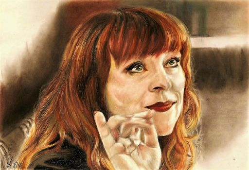 Rowena (Ruth Connell) by jacsch71