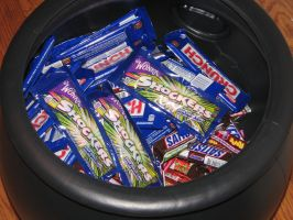 Leftover Candy by Goraiou