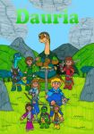 The Adventures of Dauria by MCsaurus