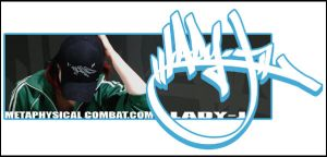 LADY J - Metaphysical Combat by rustymarc