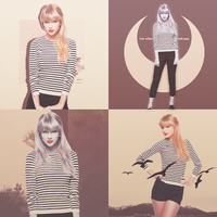 + taylor collage by Rockthebeat