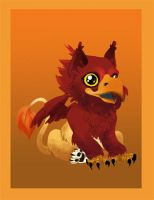 Griffin by Ibealia