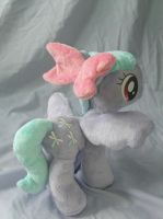 Flitter Trade Cutie Mark Shot by DappleHeartPlush