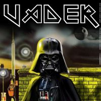 COVERIRONMAIDENDarthVader by uwedewitt