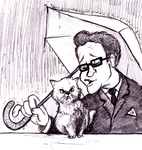 Iron Artist 99: Kittens McTavish and Greg Proops by ShoJoJim